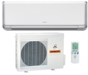 Hitachi S Series Heat Pump