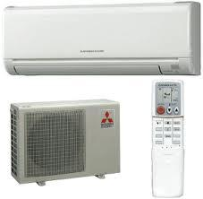 Mitsubsihi Electric MSZ Wall Air Conditioning - Heat Pump