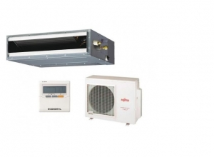 Fujitsu Slim Duct Air Conditioning and Heat Pump