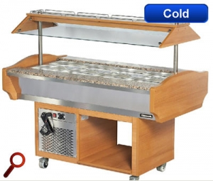 Blizzard Cold Buffet Display Unit GB4-COLD