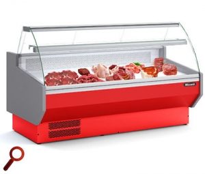 Blizzard SIGMA10C Fresh Meat Serve Over Counter