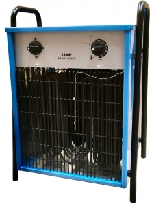 Broughton IFH22 22kw Electric Fan Heater