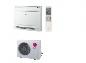 LG CQ12.NA0 Console Air Conditioner - Heat Pump