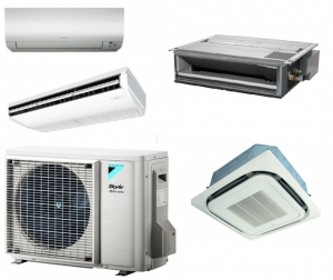 Daikin RZAG50A Air Conditioning System