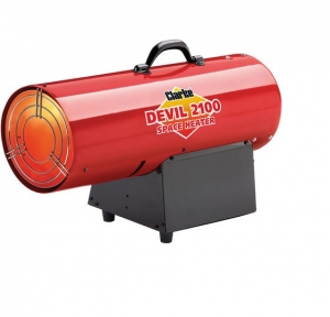 Clarke Devil 2100 Propane Space Heater
