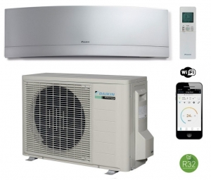 Daikin FTXJ20MS Emura Wall Air Conditioner