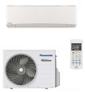 Panasonic Etherea Air Heat Pump - Air Con Unit - CS-Z35VKEW