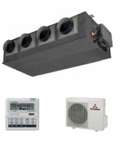 Mitsubishi FDUM100VF Ducted Air Heat Pump - Air Conditioner