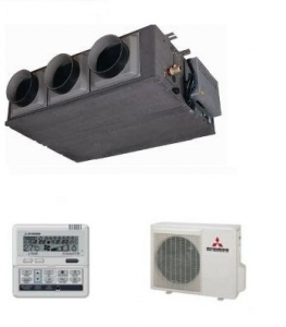 Ducted Air Conditioning Mitsubishi FDUM71VF