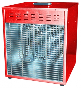 Red Giant 23Kw Industrial Fan Heater - FF23
