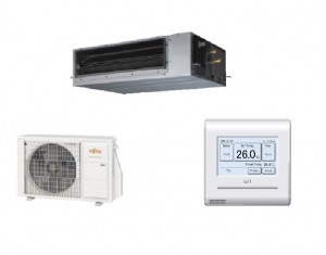 Fujitsu ARXG24KHTAP Ducted Air Conditioner