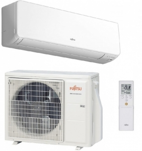 Fujitsu ASYG07KGTB Wall Mounted Air Conditioner