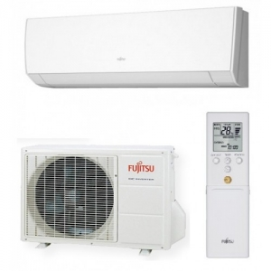 Fujitsu Wall Mounted Air Conditioning -  Heat Pump