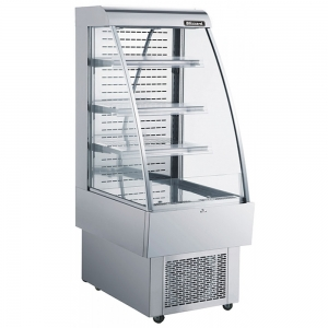 Blizzard GRAB60 Open Front Merchandiser