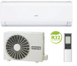 Hitachi Summit R32 Heat Pump RAK-35PED