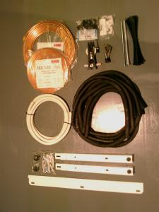 "Full Air Conditioning Fitting Kits - Kit Three  (1/4"" - 5/8 Pipe)"