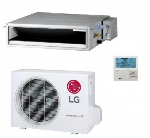 LG CL24R.N30 Ceiling Ducted System