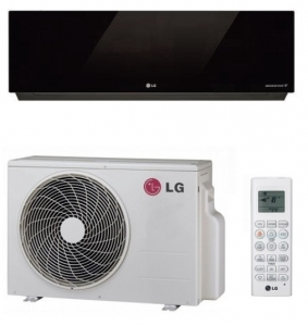 LG Artcool Mirror AM09BP.NSJ Air Conditioner