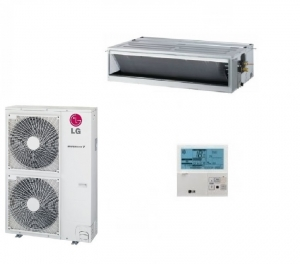 LG Ceiling Ducted Air Conditioner UM48F.N30
