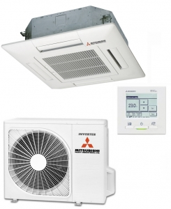 Mitsubishi FDTC35VH/1 Cassette Air Conditioning