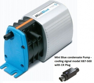 Mini Blue Condensate Pump - Cooling Signal X87-500