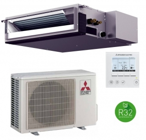 Mitsubishi Electric SEZ-M71DA Concealed Ducted System