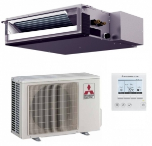 Mitsubishi Electric SEZ-M50DA Ducted Air Conditioner
