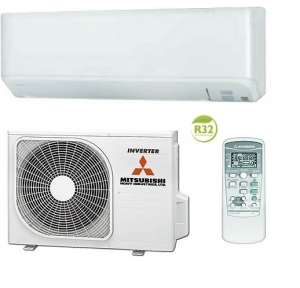 Mitsubishi SRK35ZSP-W Air Conditioner Heat Pump