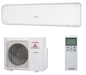 Mitsubishi Inverter Wall Air Conditioning SRK100ZR-S