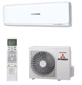 Mitsubishi Inverter Air Conditioner SRK25ZSX-S