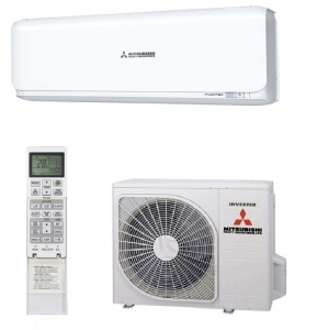 Mitsubishi Inverter Wall SRK60ZSX-S Heat Pump