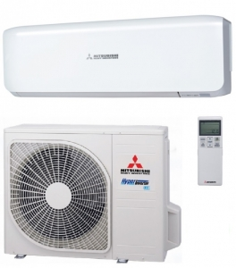 Mitsubishi SRK20ZSX-W Air Source Heat Pump