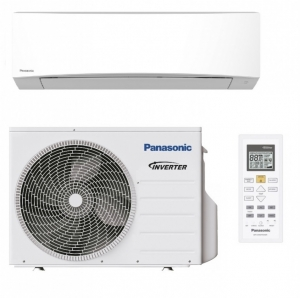 Panasonic CS-TZ25WKEW Inverter Wall Mounted