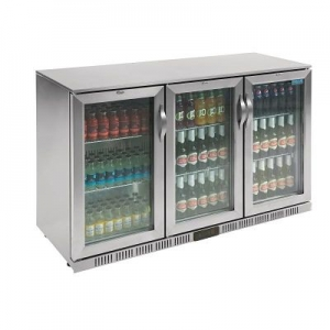 Polar GL009 Triple Door Drinks Cooler