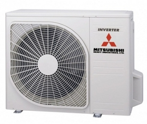 Mitsubishi SCM45ZS-W Outdoor Unit Only