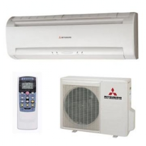 Mitsubishi SRK71ZR-S Wall Mounted Heat Pump