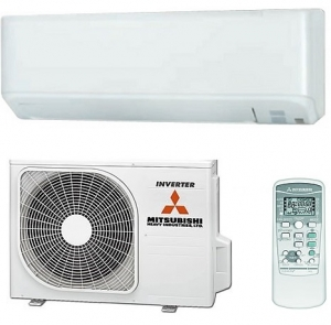 Mitsubishi SRK45ZSP-S Wall Mounted Air Conditioner