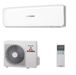 Mitsubishi SRK35ZS-S Air Conditioning - Heat Pump