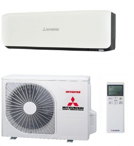 Mitsubishi SRK50ZS-SB High Wall Air Conditioner