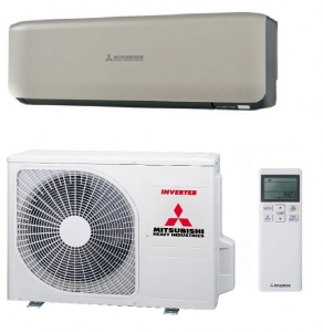 Mitsubishi SRK50ZS-ST Heat Pump - Air Conditioner