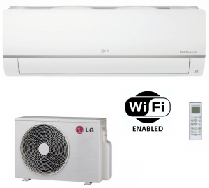 LG Inverter Air Conditioner Heat Pump PM24SP.NSK