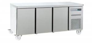 Sterling SPN-7-180-30 Three Door Freezer Counter