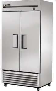 True T35 Double Door Cabinet Fridge