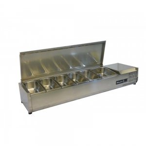 Blizzard Lidded Preparation Unit TOP1500EN