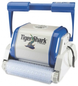 Tigershark Robot Foam Swimming Pool Cleaner