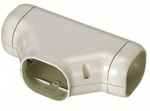 Inoba Air Conditioning Trunking Equal Tee SC-75-I