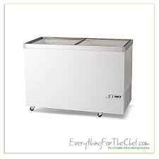 Vestfrost 265 Litre Glass Lidded Chest Freezer IKG275