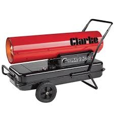 Clarke XR160 Diesel - Paraffin Space Heater