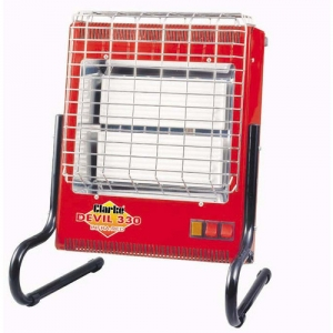 Devil 350 Ceramic Heater