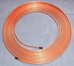 Copper Pipe 5/8""